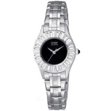 Citizen Eco-Drive Ladies Crystal Collection Watch EW5375-57E - Watch it! Pte Ltd