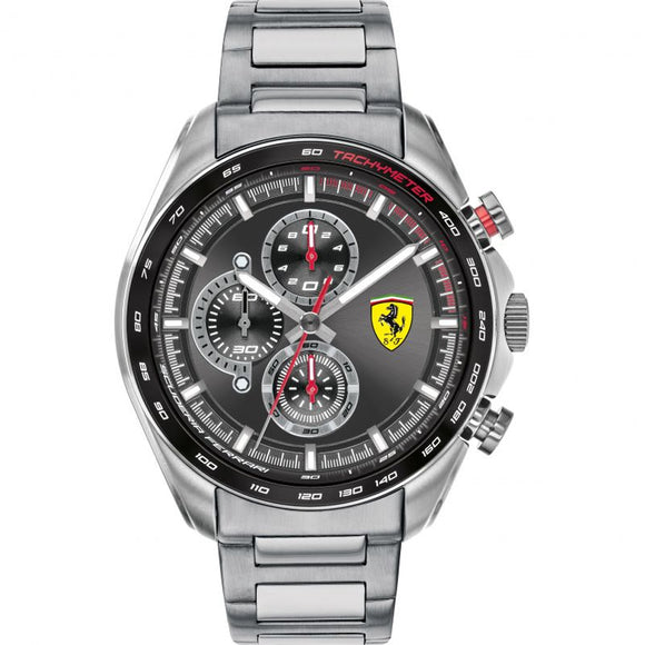 Ferrari Scuderia Speedracer Men's Watch F0830652 - Watch it! Pte Ltd
