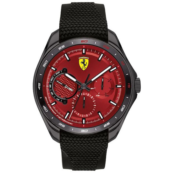 Ferrari Scuderia Speedracer Men's Watch F0830682 - Watch it! Pte Ltd