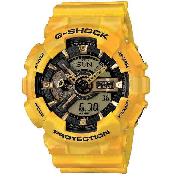 Casio G-SHOCK GA-110CM-9ADR - Watch it! Pte Ltd
