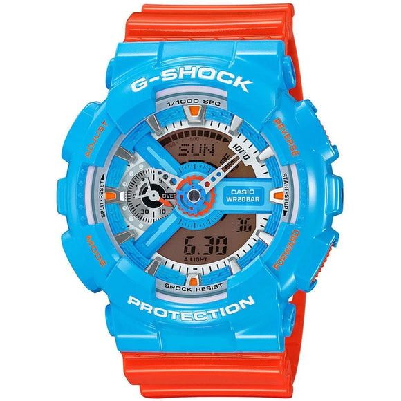 Casio G-SHOCK GA-110NC-2ADR - Watch it! Pte Ltd