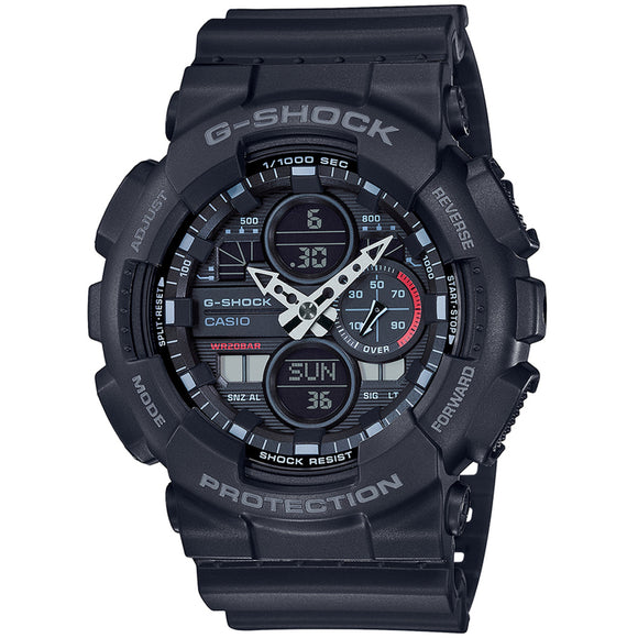 Casio G-SHOCK GA-140-1A1DR - Watch it! Pte Ltd