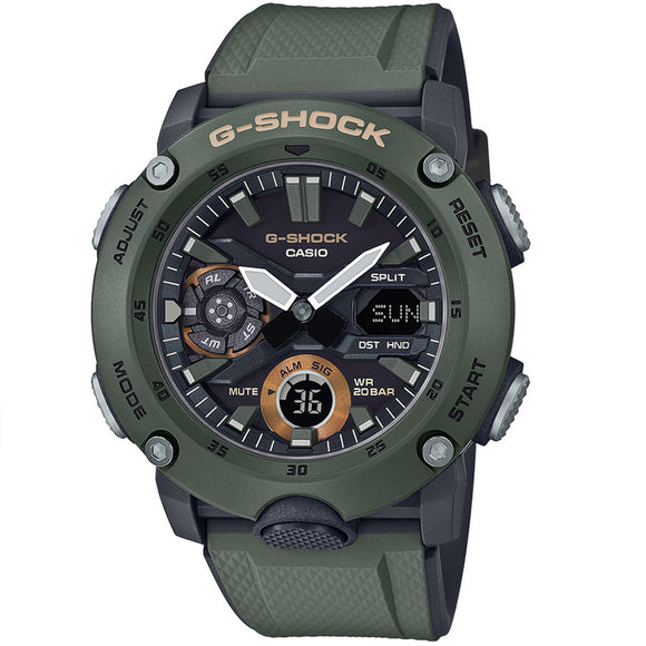 Casio G-SHOCK GA-2000-3ADR - Watch it! Pte Ltd