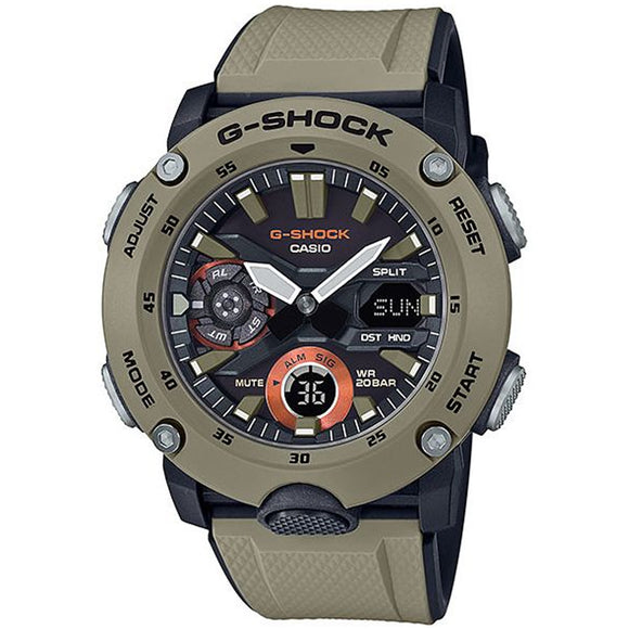 Casio G-SHOCK GA-2000-5ADR - Watch it! Pte Ltd