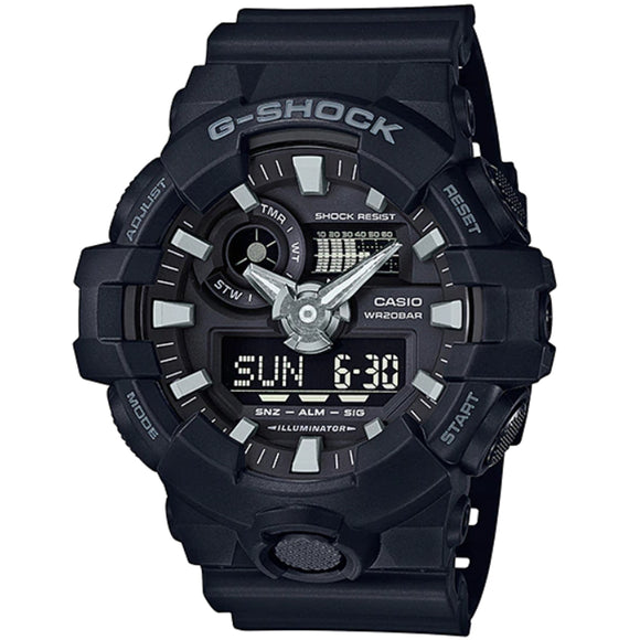 Casio G-SHOCK GA-700-1BDR - Watch it! Pte Ltd