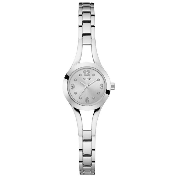 Guess GWW0912L1 Evie Silver-tone Ladies Watch - Watch it! Pte Ltd