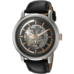 Kenneth Cole NEW YORK Men's Automatic Watch IKC10026782 - Watch it! Pte Ltd