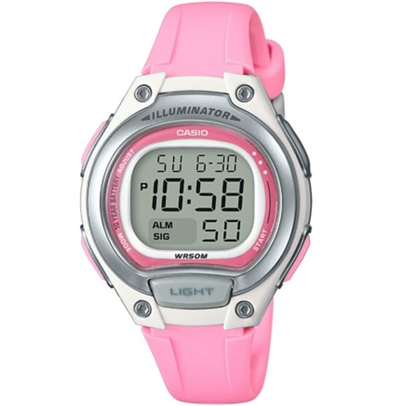 Casio ILLUMINATOR LW203-4AVDF - Watch it! Pte Ltd