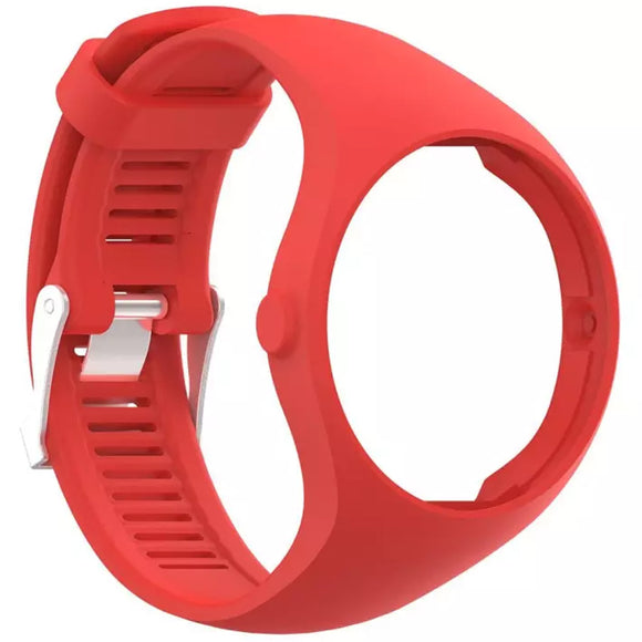 Polar M200 Red Wristband - Watch it! Pte Ltd