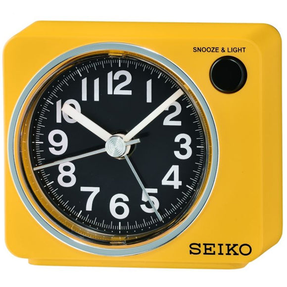 Seiko Alarm Clock QHE100 - Watch it! Pte Ltd