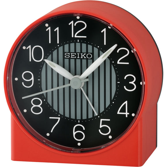 Seiko Bedside Alarm Clock QHE136 - Watch it! Pte Ltd