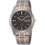 Seiko Sapphire Titanium SGG735P1 Quartz Men's Watch - Watch it! Pte Ltd