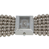 Misaki Super Star Women's Bronze Pearl Strap Watch - Watch it! Pte Ltd