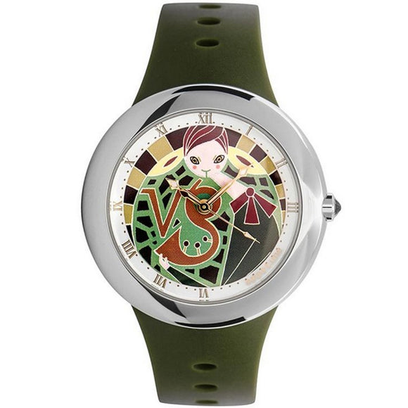 "Appetime watch ""Horoscope"" collection, Capricorn (Goat) – SVJ211147 - Watch it! Pte Ltd"