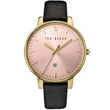 Ted Baker Ladies' Kate Saffiano Leather Strap Watch TE10030740 - Watch it! Pte Ltd