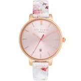 Ted Baker Womans Kate Floral Oriental Strap TE10031541 - Watch it! Pte Ltd