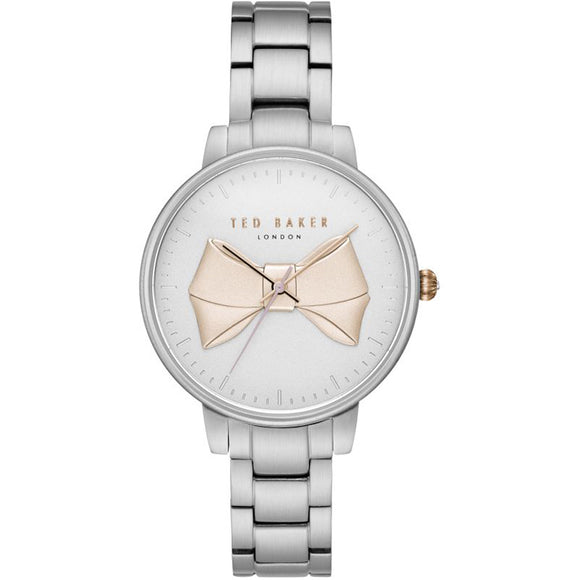Ted Baker Brook Stainless Steel Quartz Watch TE15197004 - Watch it! Pte Ltd