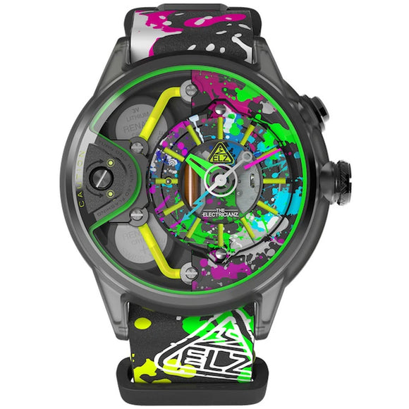 The Electricianz - THE NEON Z - Watch it! Pte Ltd