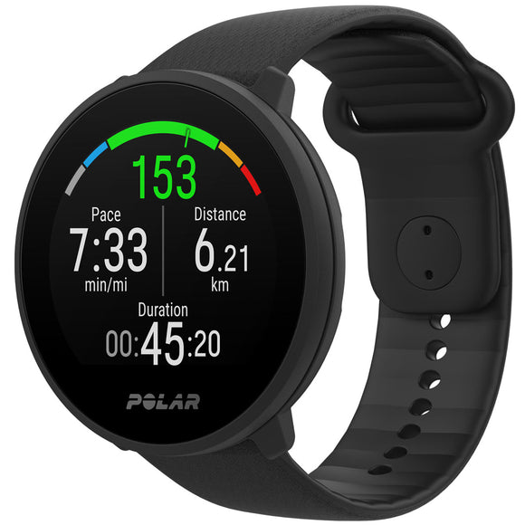 Polar Unite (Fitness & Heart rate) BLACK - Watch it! Pte Ltd