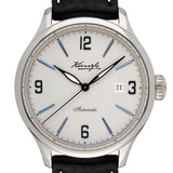Kienzle 1822 Automatic Silver Dial Watch V73091138470 - Watch it! Pte Ltd