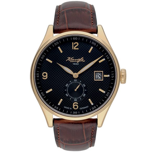 Kienzle 1822 collection Retro Men Quartz Watch V83091342400 - Watch it! Pte Ltd