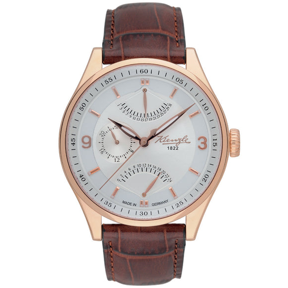 Kienzle 1822 collection Retro Men Quartz Watch V83091342550 - Watch it! Pte Ltd