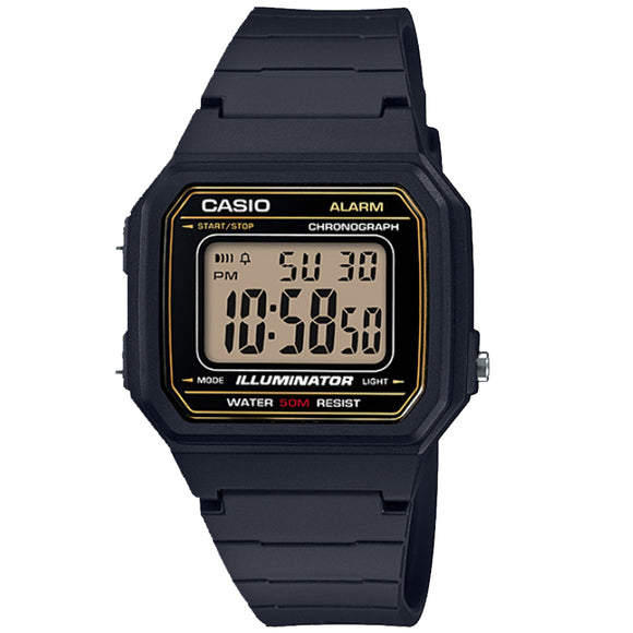 Casio CLASSIC W-217H-9AVDF - Watch it! Pte Ltd