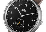 Braun Gents BN0024 Classic Watch with Leather Strap - Watch it! Pte Ltd