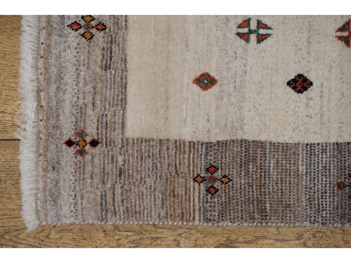 Fine Kashkouli Gebbeh Rug - Rugs of Petworth