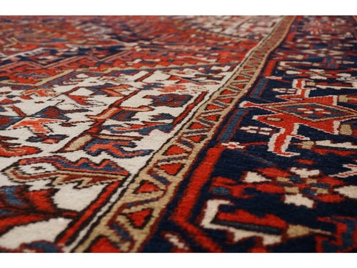 Heriz Carpet - Rugs of Petworth