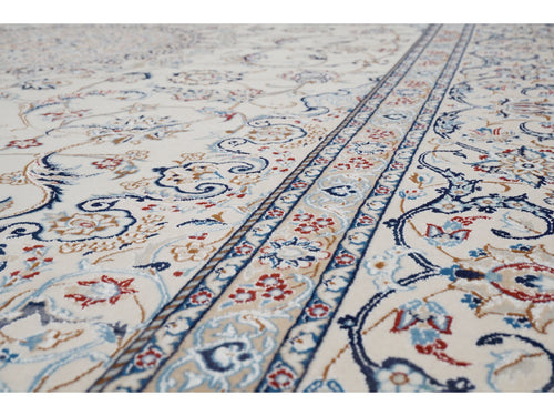 Fine Shishla Nain Carpet - Rugs of Petworth