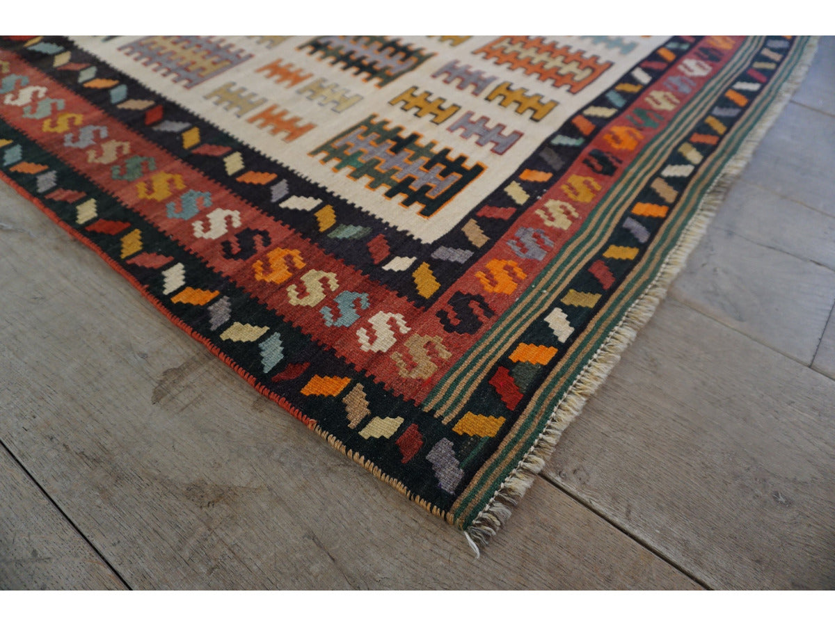 Qashgai Kilim - Rugs of Petworth