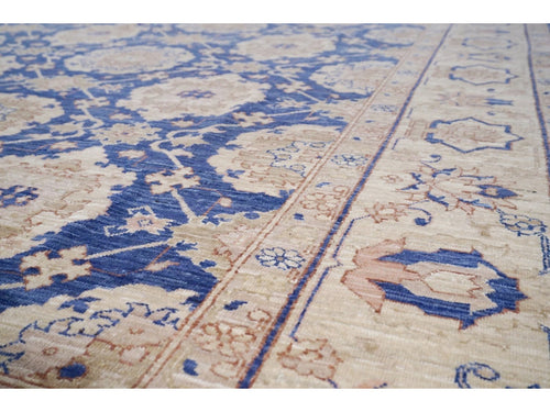 Fine Sultanabad Carpet - Rugs of Petworth