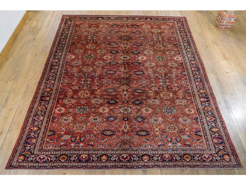 Large Nanaj Carpet - Rugs of Petworth