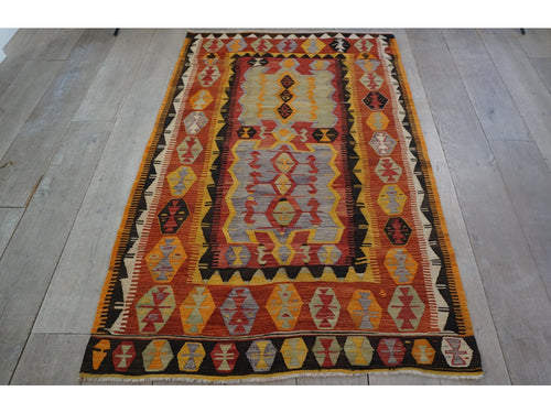 Arkivan Kilim Rug - Rugs of Petworth