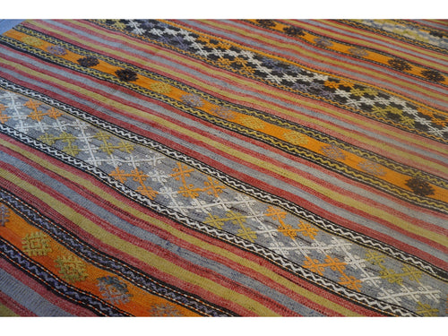 Selende Kilim Rug - Rugs of Petworth