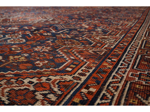 Qashgai Carpet - Rugs of Petworth