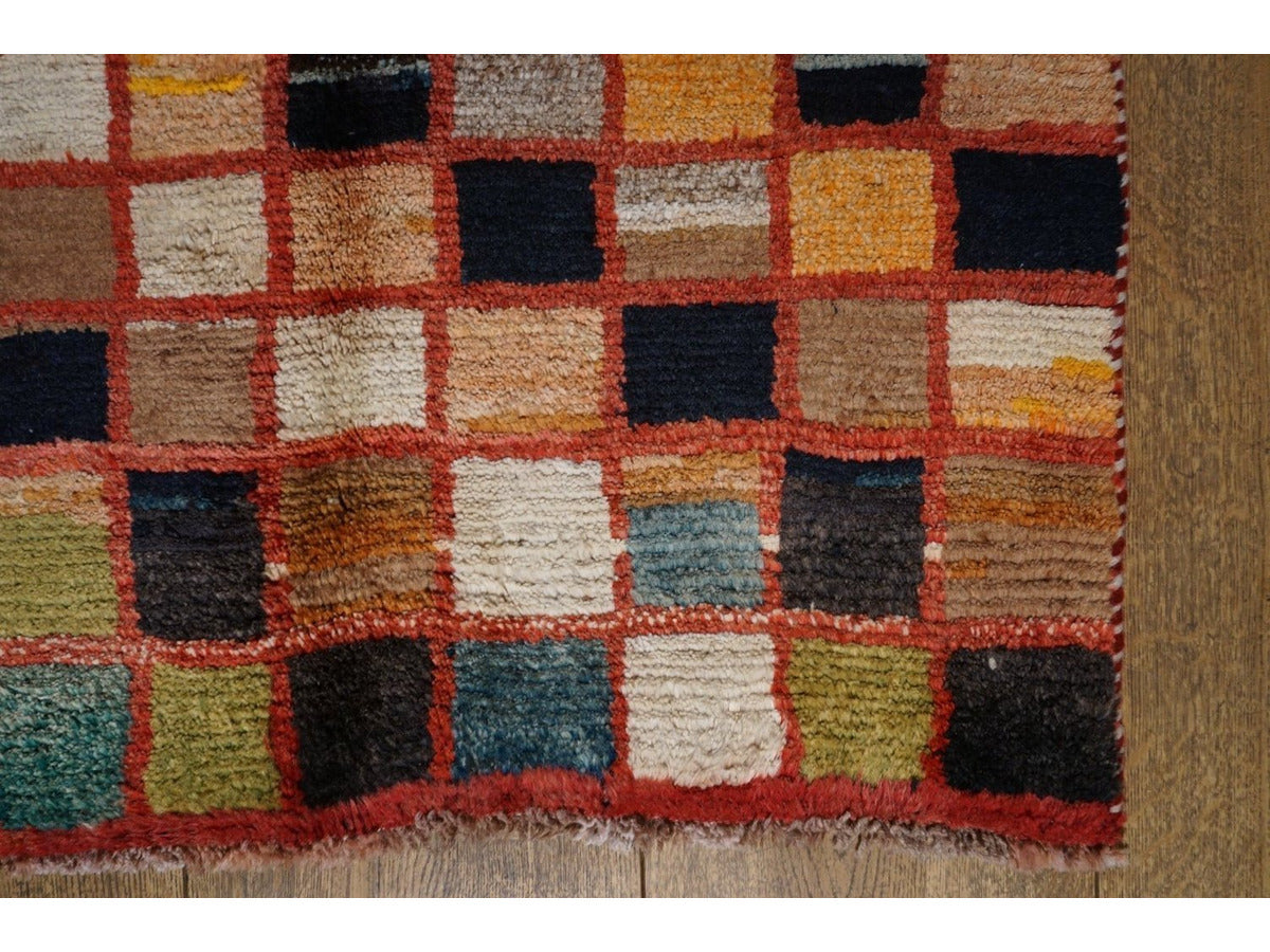 Vintage Gebbeh Rug - Rugs of Petworth