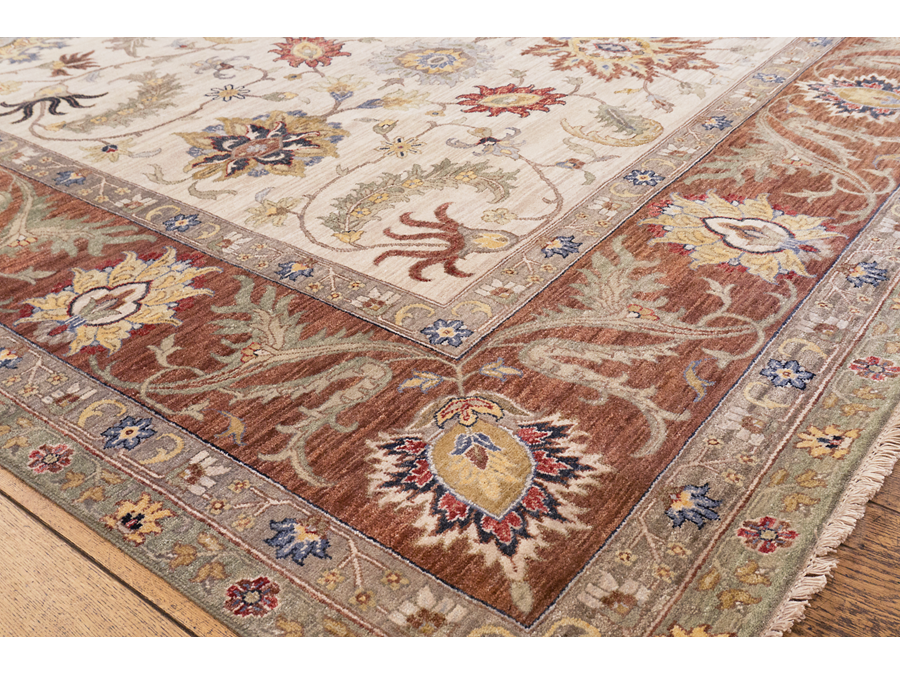 Agra Carpet - Rugs of Petworth