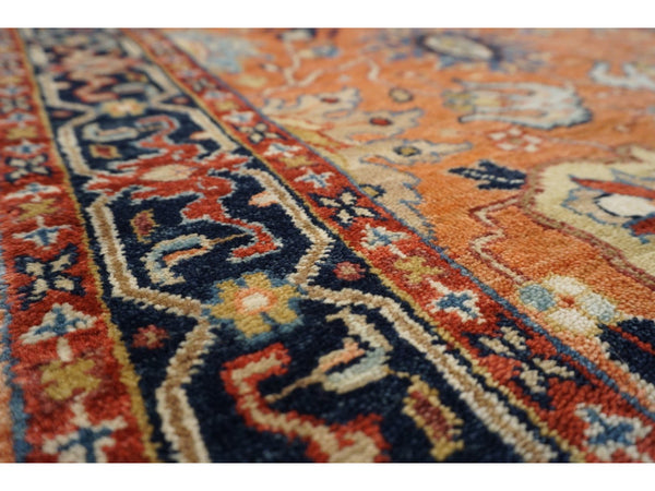 Classic Tabriz Runner - Rugs of Petworth