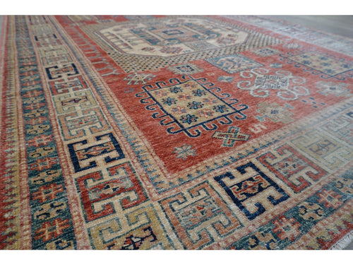 Ghazni Kazak Rug - Rugs of Petworth