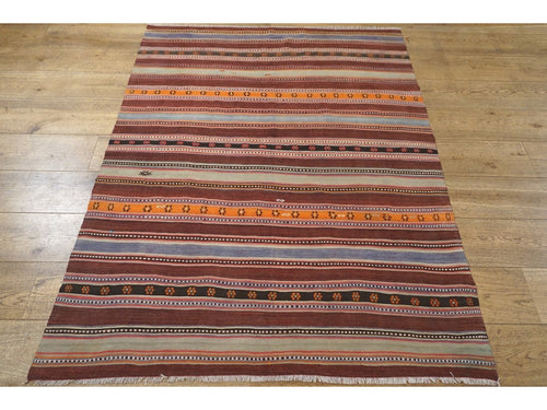 Balikesir Kilim Rug - Rugs of Petworth