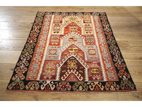 Cukurcimen Kilim Rug - Rugs of Petworth