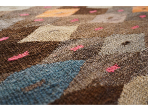 Maimana Kilim Rug - Rugs of Petworth