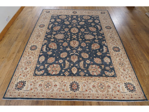 Large Ferahagn Carpet - Rugs of Petworth