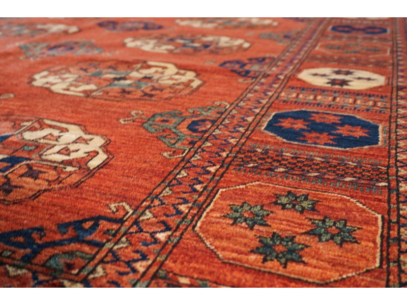 Turkoman Carpet - Rugs of Petworth