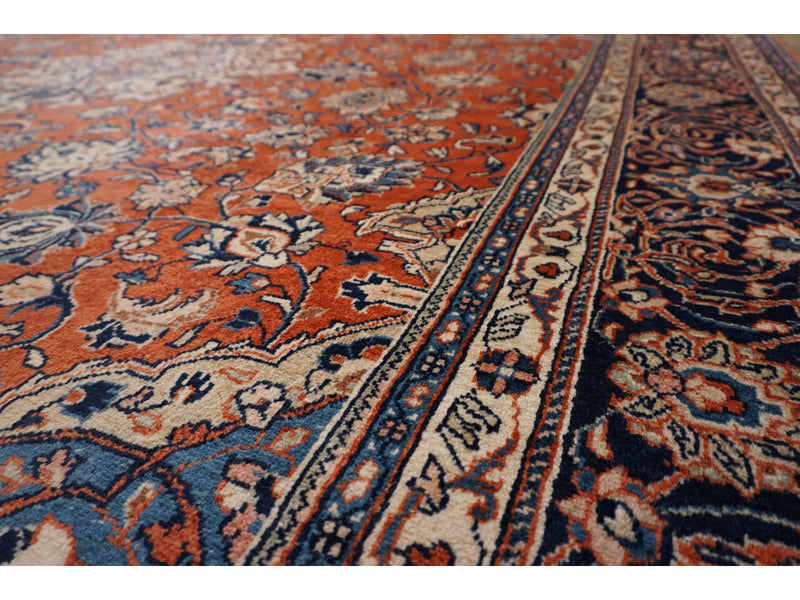 Sarouq Carpet - Rugs of Petworth