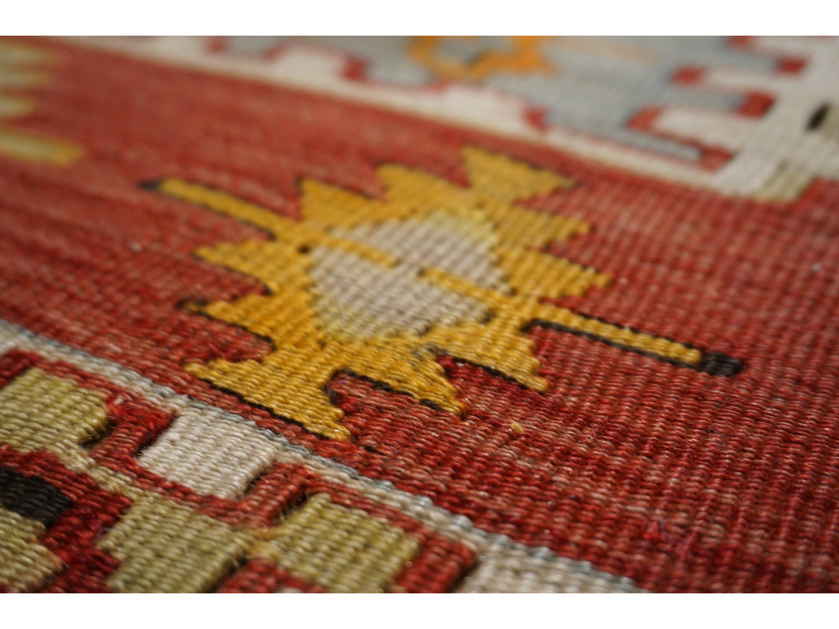 Esme Kilim Rug - Rugs of Petworth
