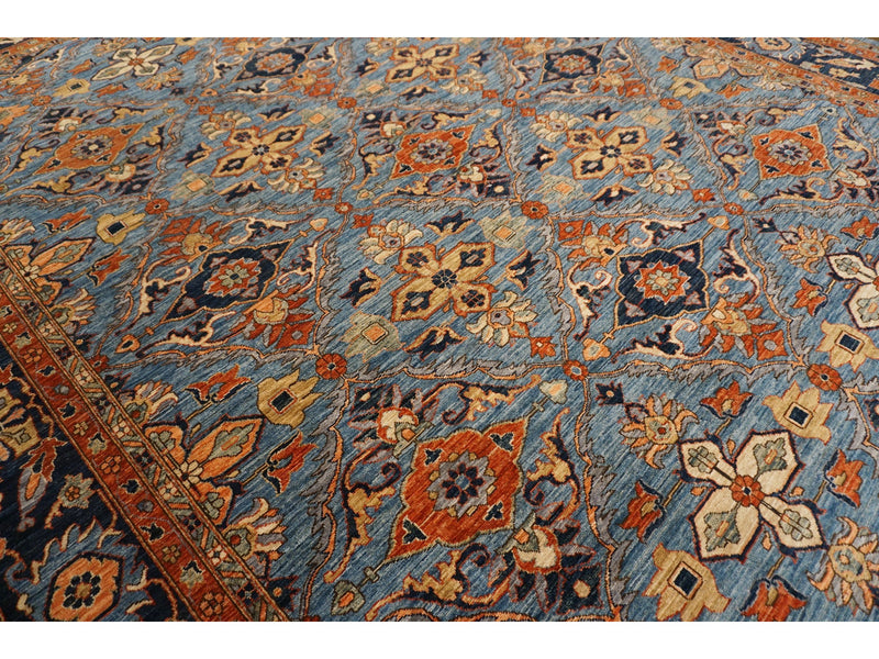 Sheberghan Carpet - Rugs of Petworth