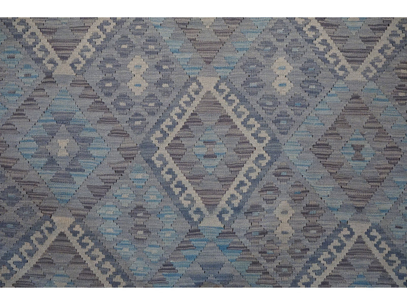 Kundoz Kilim Carpet - Rugs of Petworth